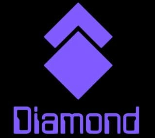 diamond party package logo