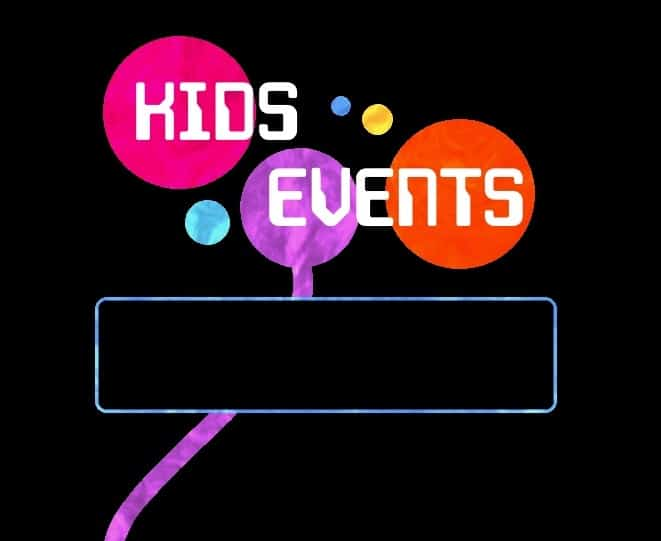 kids events page logo